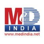 MedIndia logo